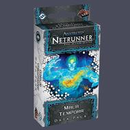 Android Netrunner Lcg: Mala Tempora Data Pack Box Front