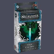 Android Netrunner Lcg: True Colors Data Pack Box Front