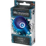 Android Netrunner Lcg: Double Time Data Pack Box Front