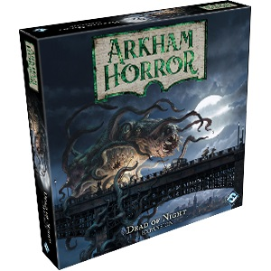Arkham Horror: 3rd Edition - Dead Of Night Expansion Game Box
