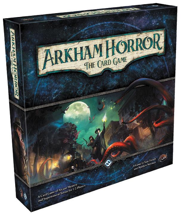 Arkham Horror Lcg: Core Set Box Front