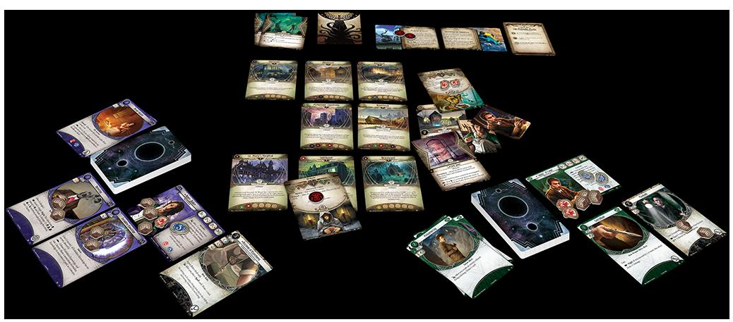 Arkham Horror: The Card Game (LCG)
