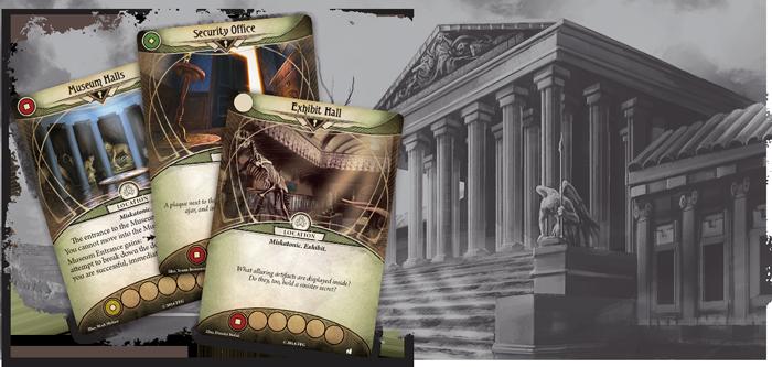 Arkham Horror: The Card Game (LCG) - The Miskatonic Museum Mythos Pack