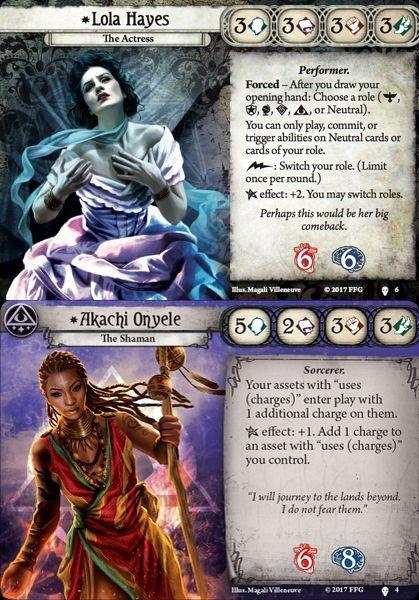 Arkham Horror: The Card Game (LCG) - The Path of Carcosa Expansion