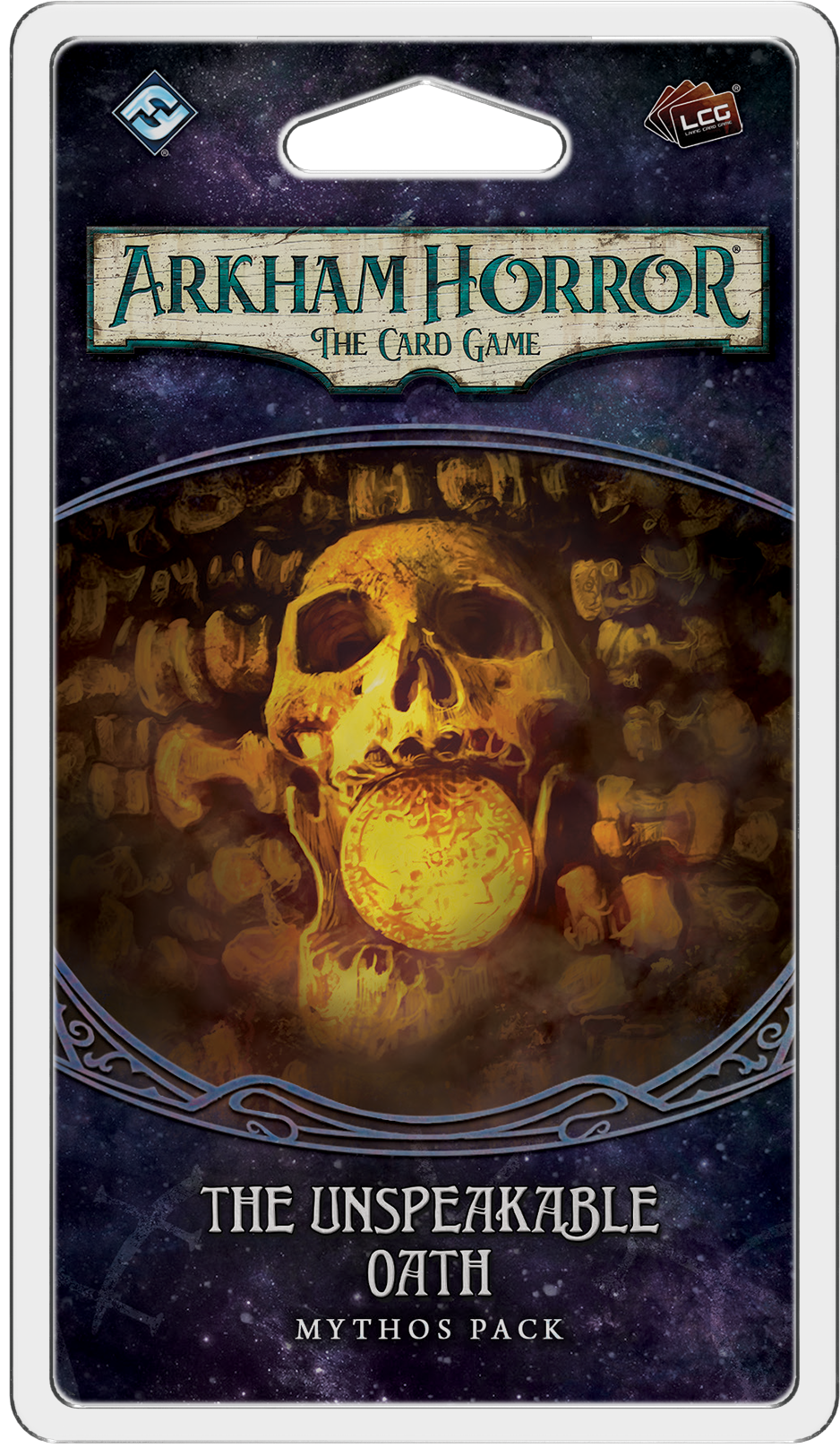 Arkham Horror: The Card Game (LCG) - The Unspeakable Oath Mythos Pack