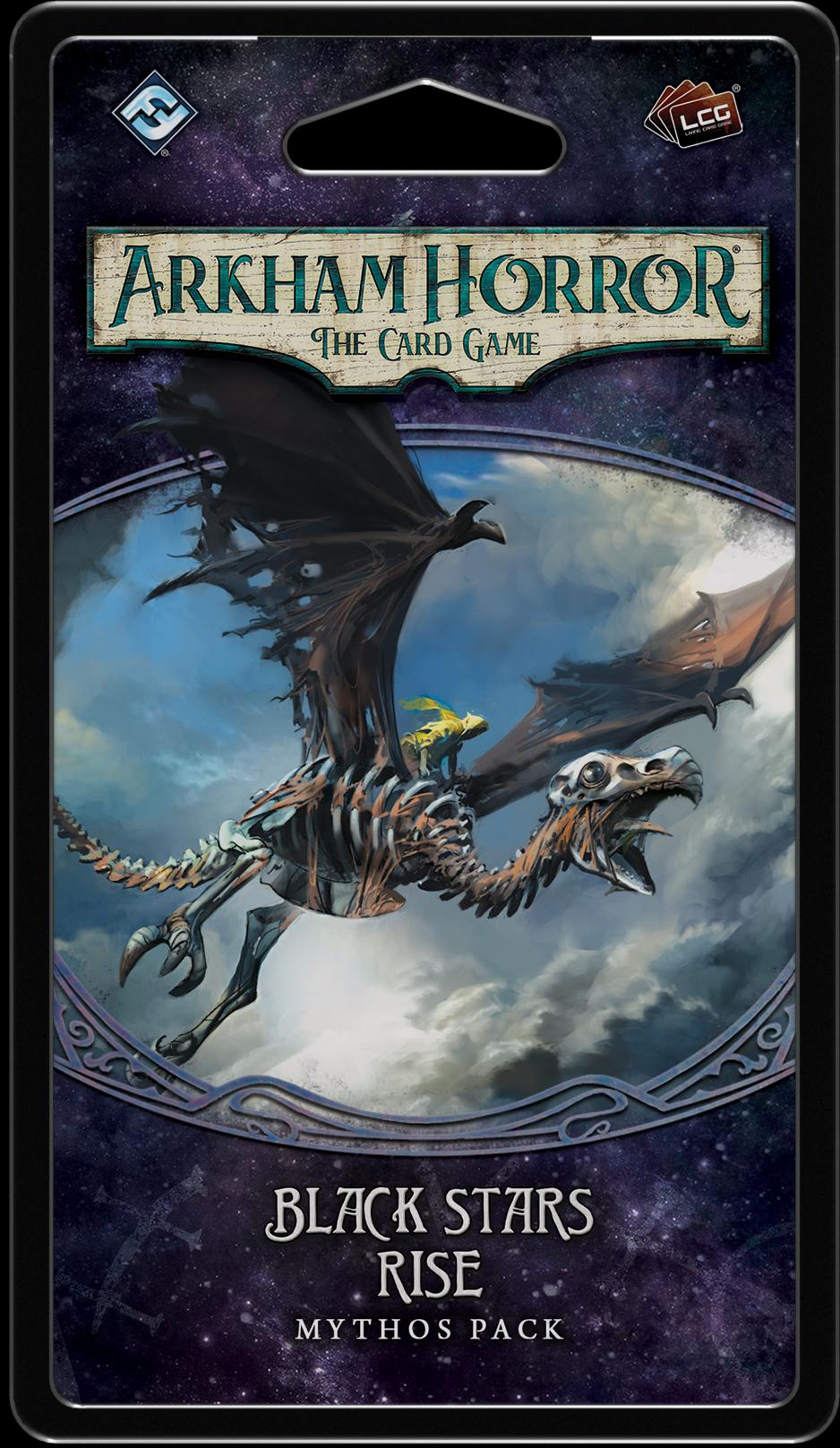 Arkham Horror: The Card Game (LCG) - Black Stars Rise Mythos Pack