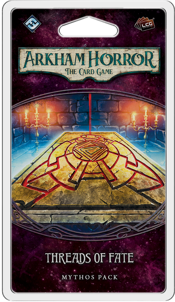 Arkham Horror: The Card Game (LCG) - Threads of Fate Mythos Pack