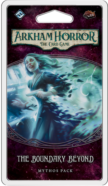 Arkham Horror: The Card Game (LCG) - The Boundary Beyond Mythos Pack