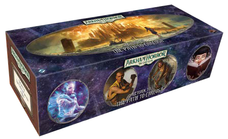 Arkham Horror Lcg: Return To The Path To Carcosa Expansion Game Box