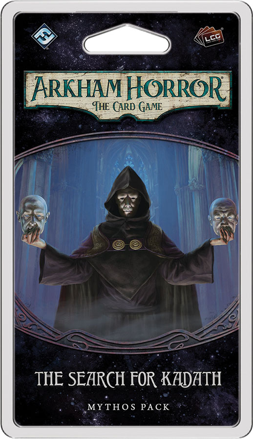 Arkham Horror Lcg: The Search For Kadath Mythos Pack Game Box