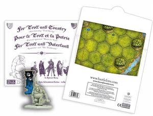 Battlelore: For Troll And Country Expansion Box Front