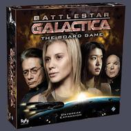 Battlestar Galactica Board Game: Daybreak Expansion Box Front