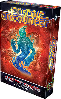 Cosmic Encounter: Cosmic Storm Expansion Box Front