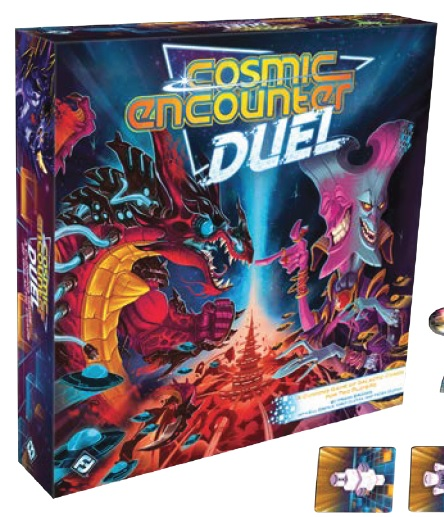 Cosmic Encounter: Duel (stand Alone)