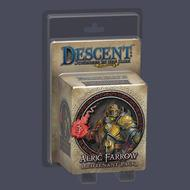 Descent Journeys In The Dark 2nd Edition: Alric Farrow Lieutenant Pack Box Front