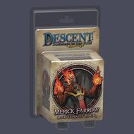 Descent Journeys In The Dark 2nd Edition: Merick Farrow Lieutenant Pack Box Front