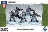 Dust Tactics: Bbq Squad Box Front