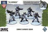 Dust Tactics: Gunners Box Front