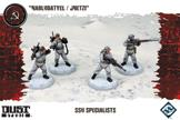 Dust Tactics: Ssu Specialists Box Front