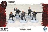 Dust Tactics: Ssu Rifle Squad Box Front