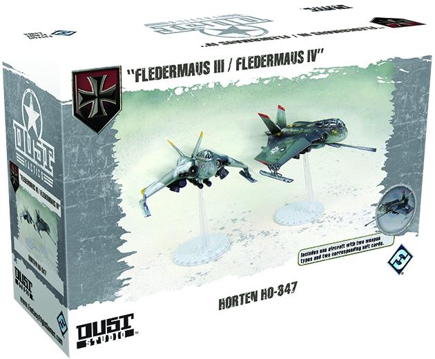 Dust Tactics: Horten Ho-347 Box Front