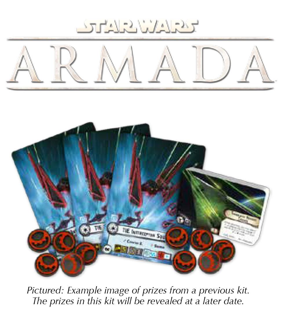 Star Wars Armada: 2018 Season Four Tournament Kit Box Front