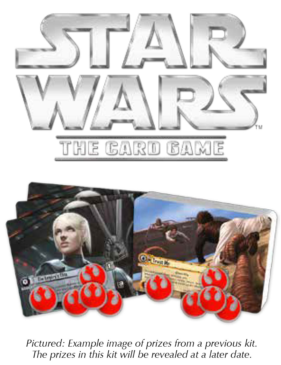 Star Wars Lcg: 2018 Season One Tournament Kit Box Front
