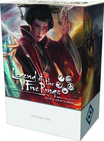 Legend Of The Five Rings Lcg: 2019 Season Two Tournament Kit Game Box