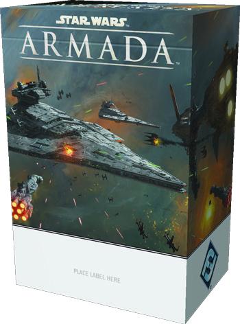 Star Wars Armada: 2019 Season Three Tournament Kit Game Box