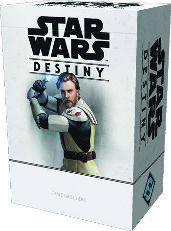 Star Wars Destiny: 2019 Season Two Tournament Kit Game Box