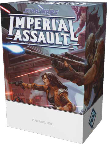 Star Wars Imperial Assault: 2019 Season One Tournament Kit Game Box
