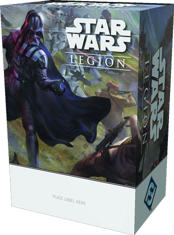 Star Wars: Legion - 2019 Season Two Tournament Kit Game Box