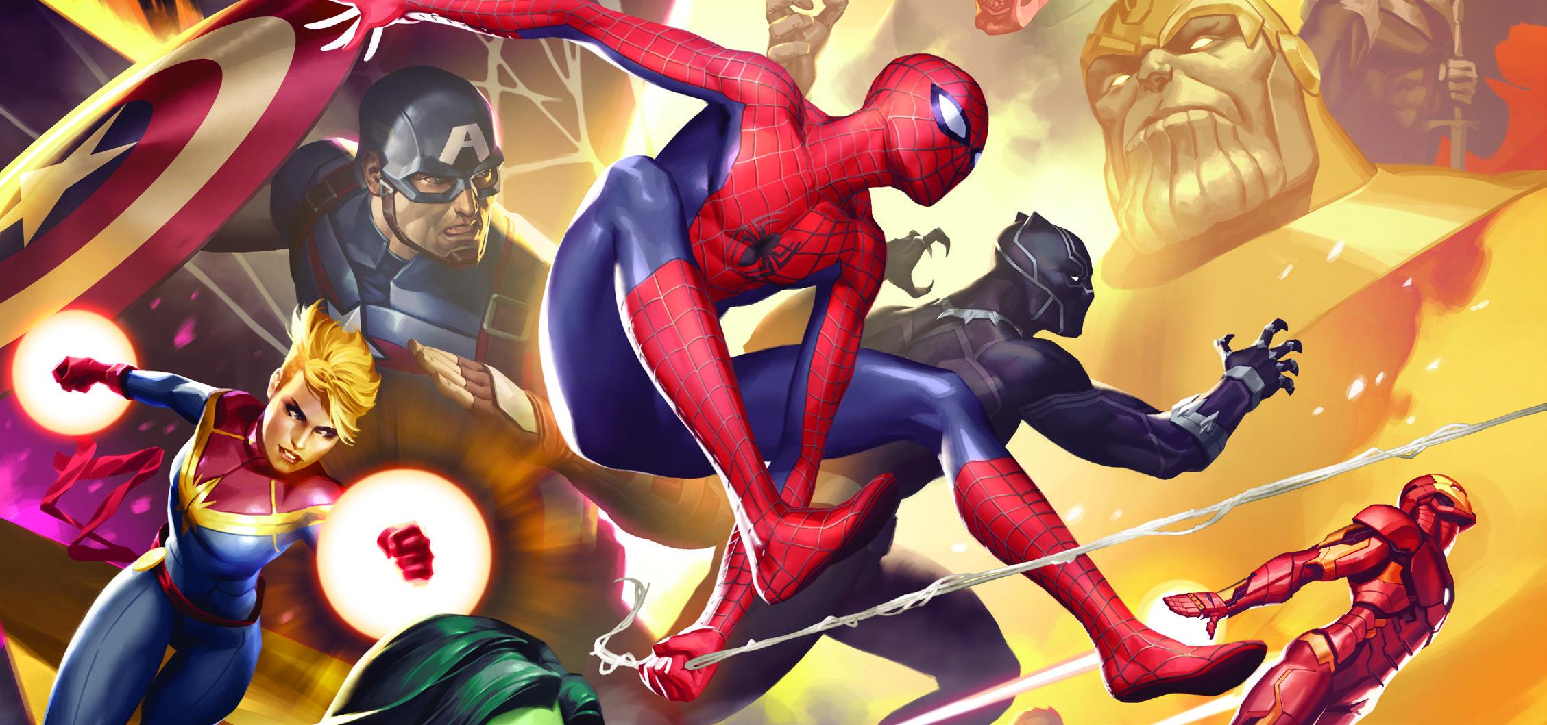 Marvel Champions Lcg: Open Play Kit - 2020 Season Three