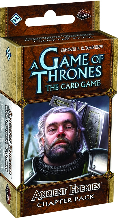 A Game Of Thrones Lcg: Ancient Enemies Revised Chapter Pack Box Front