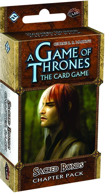 A Game Of Thrones Lcg: Sacred Bonds Revised Chapter Pack Box Front