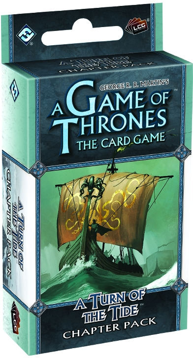 A Game Of Thrones Lcg: A Turn Of The Tide Chapter Pack Box Front