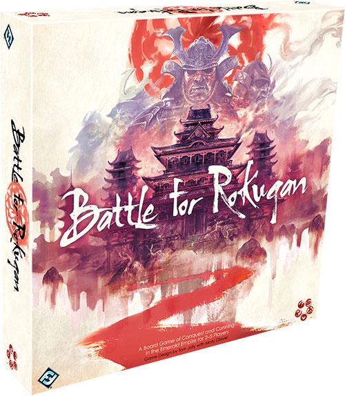 Battle For Rokugan Box Front