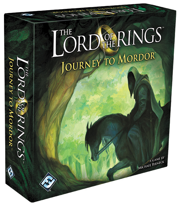The Lord Of The Rings: Journey To Mordor Box Front