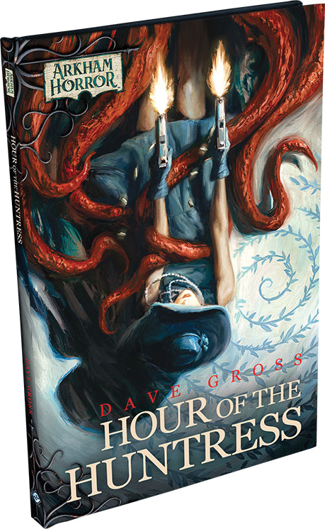 Arkham Horror: Hour Of The Huntress Hardcover Box Front