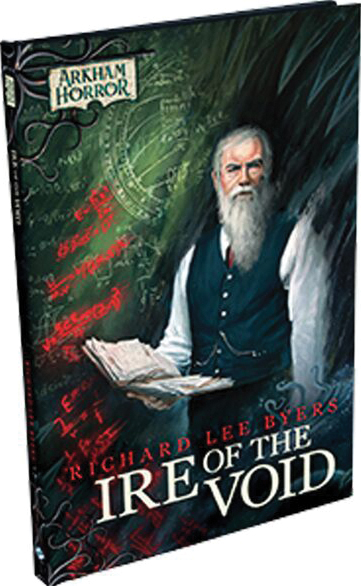 Arkham Horror: Ire Of The Void Hardcover Box Front