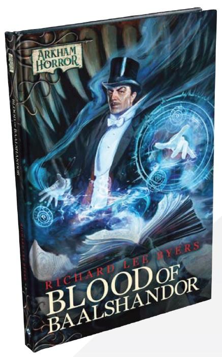 Arkham Horror: The Blood Of Baalshandor Hardcover