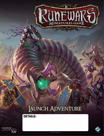 Runewars: The Miniatures Game - Escalation Op Kit Box Front