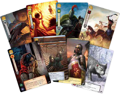 A Game Of Thrones Lcg: 2nd Edition - Intro Event Kit Game Box
