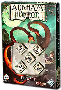 Arkham Horror: Bone Dice Set Box Front