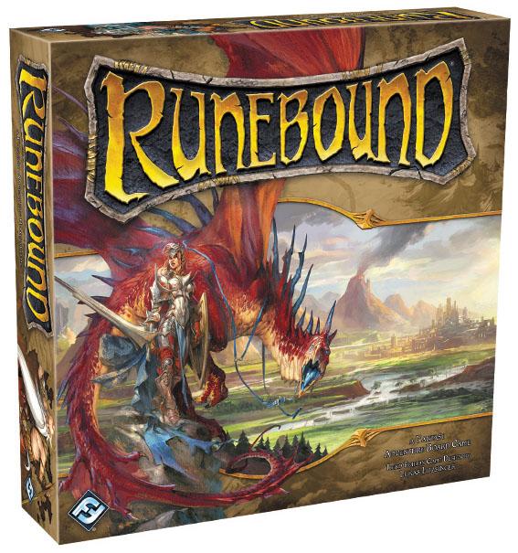 Runebound (third Edition) Box Front