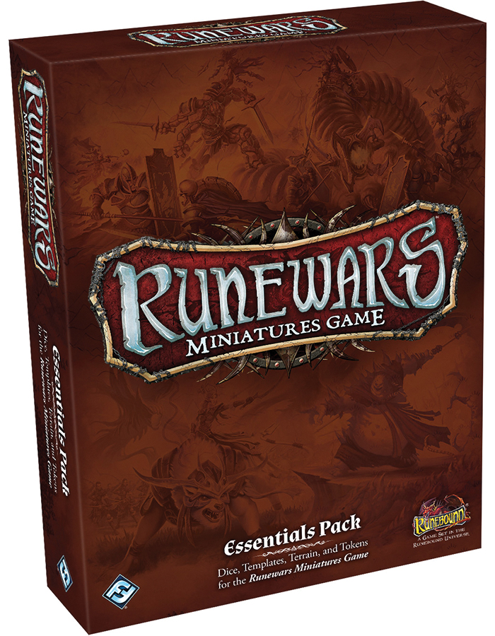 Runewars: The Miniatures Game - Essentials Pack Box Front