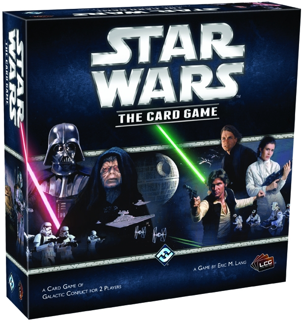 Star Wars Lcg: Core Set Box Front