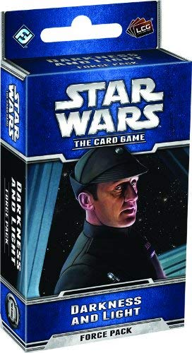 Star Wars Lcg: Darkness And Light Force Pack