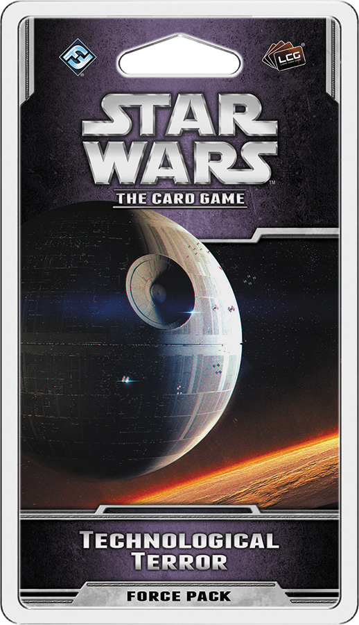 Star Wars Lcg: Technological Terror Force Pack Box Front