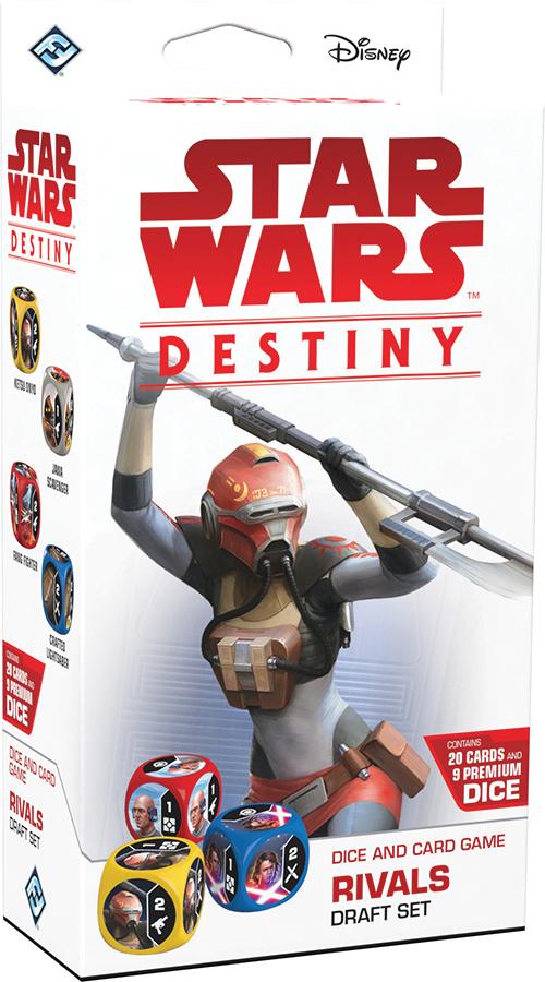 Star Wars Destiny: Rivals Draft Set Box Front